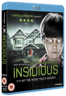 Insidious, Blu-ray  BluRay