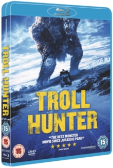 Troll Hunter, Blu-ray  BluRay