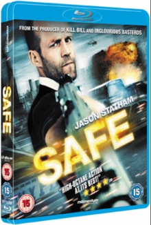Safe, Blu-ray  BluRay