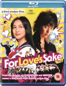 For Love's Sake, Blu-ray  BluRay
