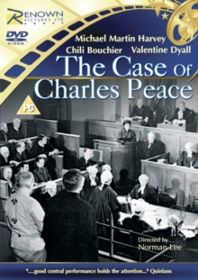 The Case of Charles Peace, DVD DVD