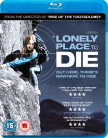 A   Lonely Place to Die, Blu-ray BluRay