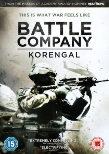 Battle Company: Korengal, DVD  DVD