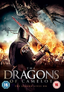 Dragons of Camelot, DVD  DVD