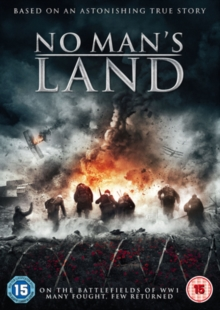 No Man's Land, DVD  DVD