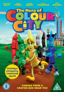 The Hero of Colour City, Blu-ray BluRay