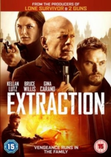 Extraction, DVD DVD