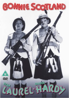 Laurel and Hardy: Bonnie Scotland, DVD  DVD