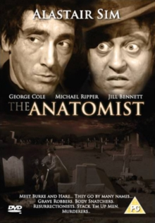 The Anatomist, DVD DVD
