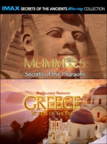 IMAX: Secrets of the Ancients Collection, Blu-ray  BluRay