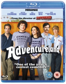 Adventureland, Blu-ray  BluRay