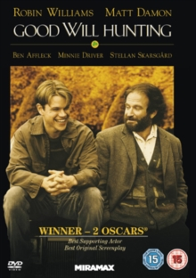Good Will Hunting, DVD  DVD