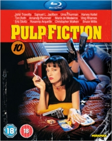 Pulp Fiction, Blu-ray  BluRay