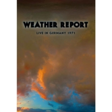 Weather Report: Live in Germany 1971, DVD  DVD