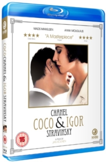 Coco and Igor, Blu-ray  BluRay
