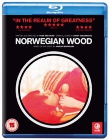 Norwegian Wood, Blu-ray  BluRay