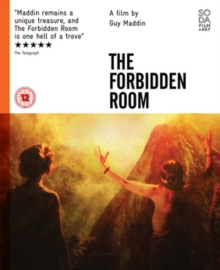 The Forbidden Room, Blu-ray BluRay