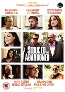 Seduced and Abandoned, DVD  DVD