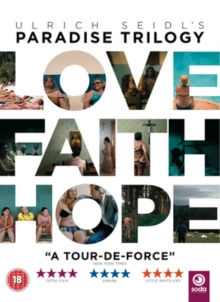 Paradise: Love/Faith/Hope, DVD  DVD