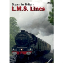 Steam in Britain: LMS Lines, DVD  DVD