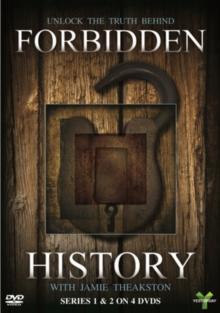 Forbidden History With Jamie Theakston: Series 1-2, DVD DVD