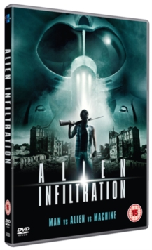 Alien Infiltration, DVD  DVD