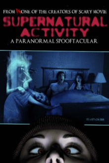 Supernatural Activity, DVD  DVD