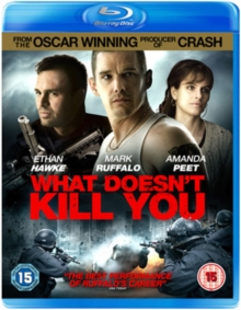 What Doesn't Kill You, Blu-ray  BluRay