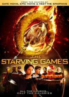 The Starving Games, DVD DVD