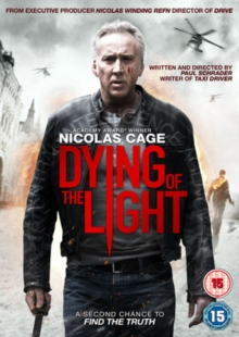 Dying of the Light, DVD  DVD