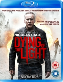 Dying of the Light, Blu-ray  BluRay