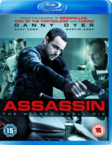 Assassin, Blu-ray  BluRay