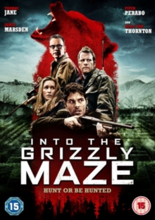 Into the Grizzly Maze, DVD  DVD