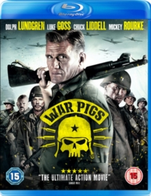 War Pigs, Blu-ray  BluRay