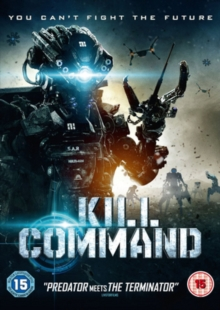 Kill Command, DVD DVD