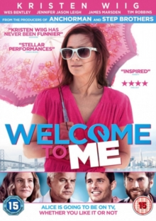 Welcome to Me, DVD DVD