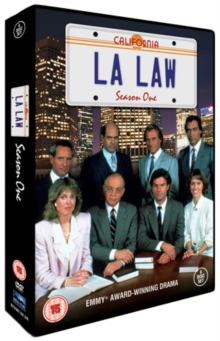 L.A. Law: Season 1, DVD  DVD