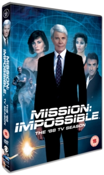 Mission Impossible: The 1988 TV Season, DVD  DVD
