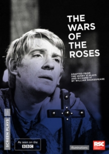 The War of the Roses: Royal Shakespeare Company, DVD DVD
