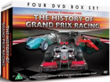 Racing Through Time: The History of Grand Prix Racing, DVD  DVD