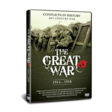 The Great War 1914-1918, DVD DVD