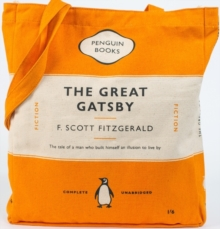THE GREAT GATSBY BOOK BAG,  Book