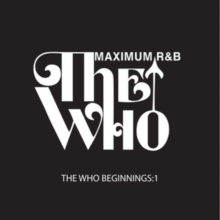 The Who Beginnings: 1, CD / Album Cd