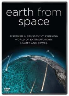 Earth from Space, DVD  DVD