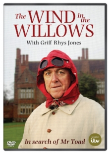 The Wind in the Willows With Griff Rhys Jones, DVD DVD