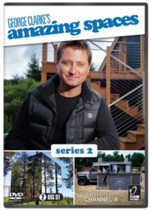 George Clarke's Amazing Spaces: Series 2, DVD  DVD