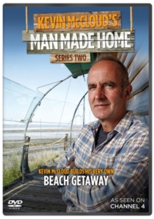 Kevin McCloud's Man Made Home: Series 2, DVD  DVD