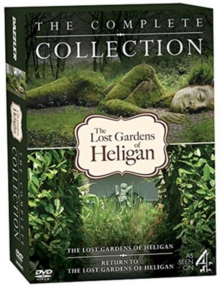 The Lost Gardens of Heligan - Complete Collection, DVD DVD