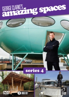 George Clarke's Amazing Spaces: Series 4, DVD  DVD