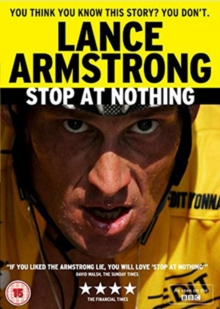 Stop at Nothing - The Lance Armstrong Story, DVD  DVD